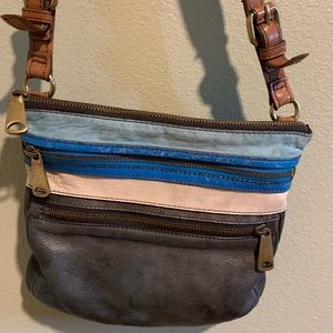Fossil bag in excellent condition